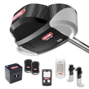 Signature Series 1-1/4 HPc Ultra-Quiet Belt Drive Garage Door Opener with Battery Backup
