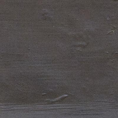 SAMPLE - 1 in. x 6 in. x 6 in. Burnished Cedar Polyurethane Knotty Pine Faux Wood Moulding