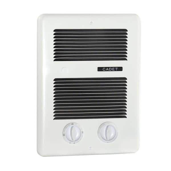Cadet Com Pak Bath 1 300 Watt 240 Volt, In Wall Bathroom Heater