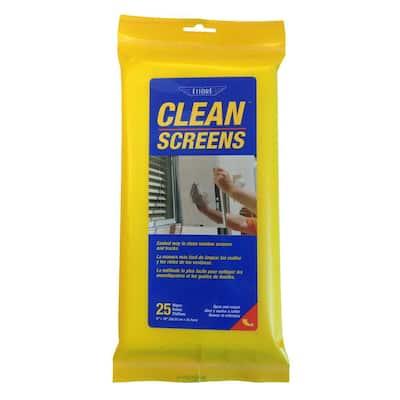 Clean Screen Wipes
