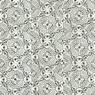Frosty Shadow 18 in. x 18 in. Rigid Core Click Lock Luxury Vinyl Tile Flooring (819.36 sq. ft./pallet)