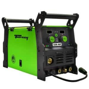 220 Multi-Process Welder with Digital Displays and All-Metal Drive System