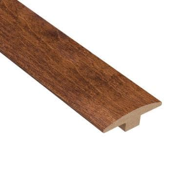 Kinsley Hickory 3/8 in. Thick x 2 in. Wide x 78 in. Length T-Molding