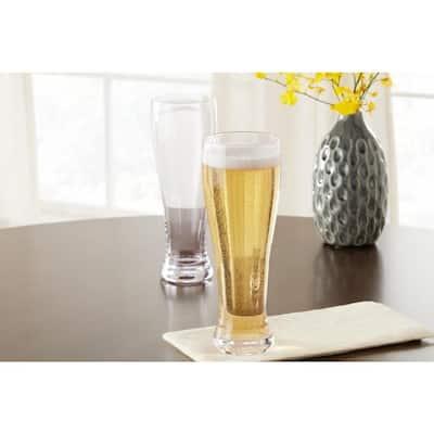 25.5 oz. Weizen Beer Glasses (Set of 4)