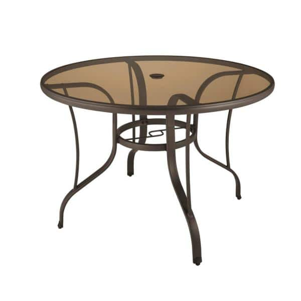 Stylewell 42 In Mix And Match Steel, 42 Patio Table