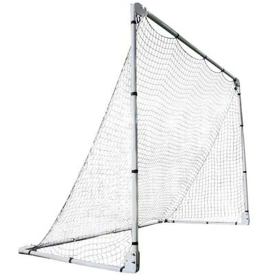 7 ft. x 5 ft. Adjustable Size Folding Soccer Goal