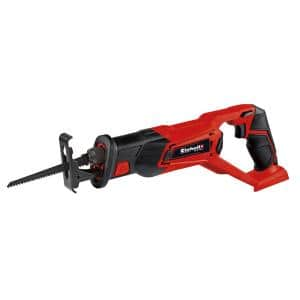 PXC 18-Volt Cordless 2600-SPM Reciprocating Saw Kit, w/ 6 in. Wood Saw Blade (w/ 3.0-Ah Battery + Fast Charger)