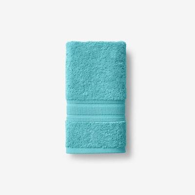 Company Cotton Lagoon Solid Turkish Cotton Hand Towel
