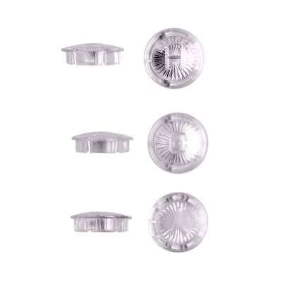 Hot/Cold/Diverter Index Buttons for Gerber Faucet Handles