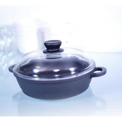 11.5 in./4 Qt. Tradition Saute Casserole with Lid