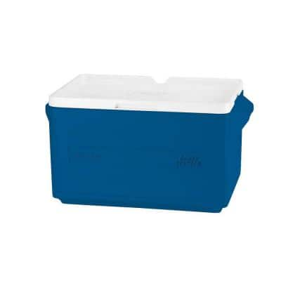 48-Can Party Stacker Cooler, Blue