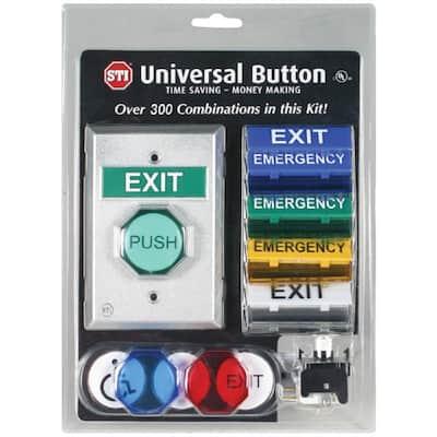 Universal Button Kit