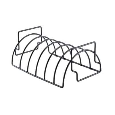 Extra-Large Combination Rib and Roast Chicken Rack for Grill