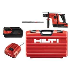 36-Volt B36/5.2 Lithium-Ion 1/2 in. SDS Plus Cordless Rotary Hammer TE 6-A36 Industrial PKG