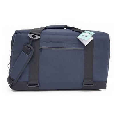 Soft Cooler, Navy (48-Pack)