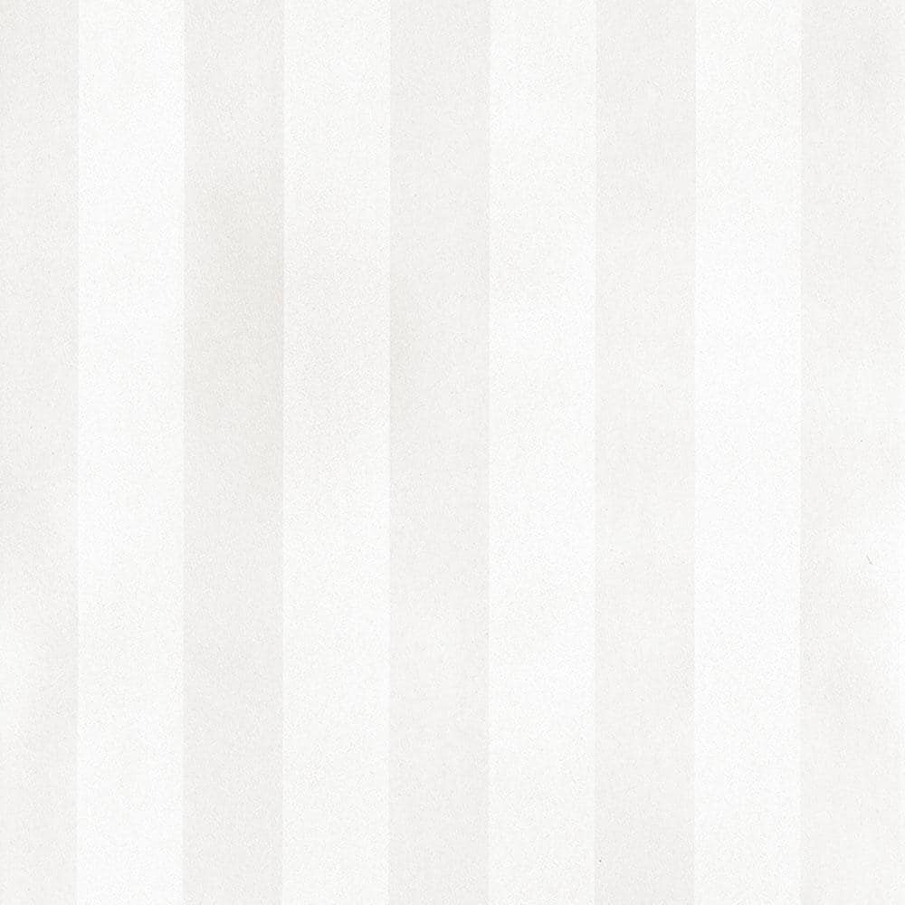 Norwall Matte Shiny Stripe Vinyl Roll Wallpaper Covers 56 Sq Ft Ms15970 The Home Depot