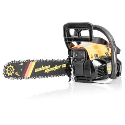 16 in. 42 cc 2-Cycle Gas Powered Chainsaw Handheld Cordless Petrol Gasoline Chain Saw