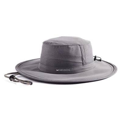 Unisex 1-Size Fits All Charcoal Booney Hat