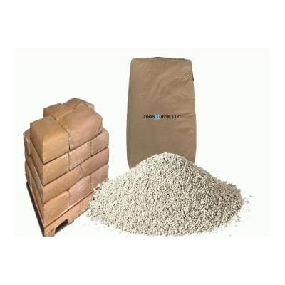 ZeoSource Artificial Turf Infill Crushed Organic Zeolite for Artificial Turf Infill 50 lbs. Bag
