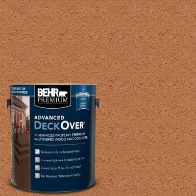 1 gal. #SC-533 Cedar Naturaltone Textured Solid Color Exterior Wood and Concrete Coating