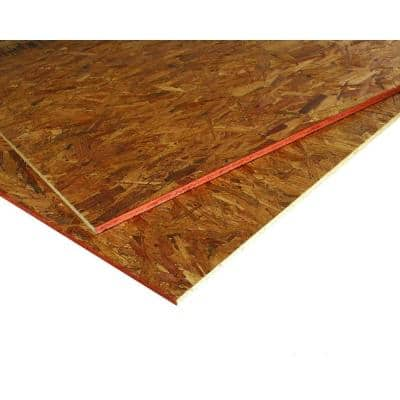 7/16 in. x 4 ft. x 9 ft. Square Edge Oriented Stand Board