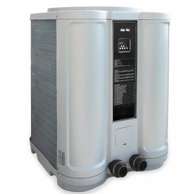 Pro 137,000 BTU In-Ground/Above Ground Swimming Pool and Spa Electric Heater Pump System