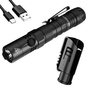 1200 Lumens LED Rechargeable Flashlight