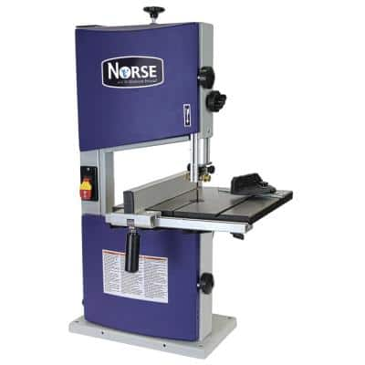 10 in. Vertical Wood Cutting Band Saw