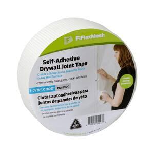 FiFlex 2 in. x 300 ft. Self-Adhesive Fiberglass Mesh Drywall Joint Tape