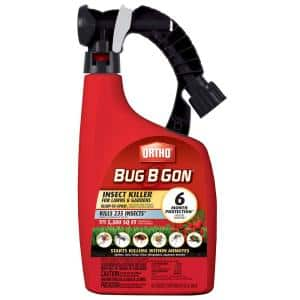 Ortho Bug B Gon Insect Killer for Lawns and Gardens Ready-To-Spray1