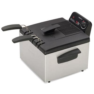 12-Cup Immersion Element ProFry Deep Fryer