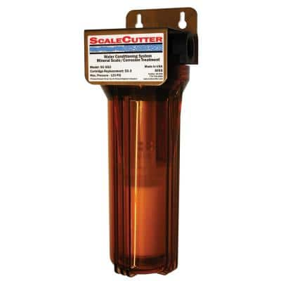 ScaleCutter 3/4 in. Water Softener for Rinnai Tankless Water Heaters and Combi Boilers