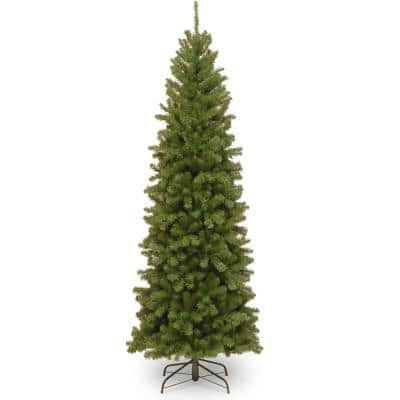 6 ft. North Valley Spruce Slim Artificial Christmas Tree