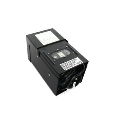 Outdoor 300-Watt Transformer with Photo Cell and Timer for Ponds and Fountains