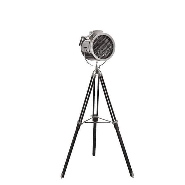 Ore International 66 In Adjustable, Tripod Spotlight Floor Lamp The Range