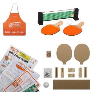 Mini Table Tennis Kit Pack