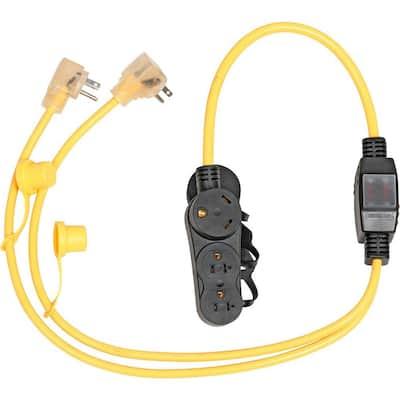 WHPC Inverter Generator Parallel Cord