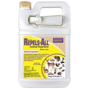 128 oz. Repels-All Animal Repellent Ready-to-Use