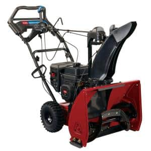SnowMaster 724 QXE 24 in. 212cc Single-Stage Gas Snow Blower
