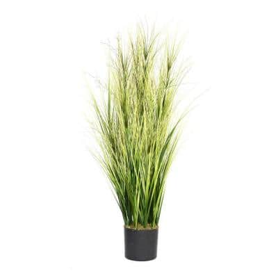 60 in. H Onion Grass with Twigs