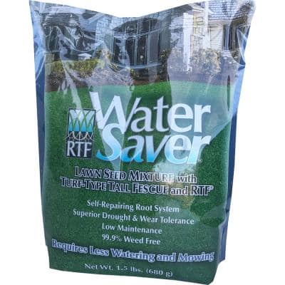 1.5 lbs. Tall Fescue with RTF Grass Seed Blend