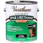 1 gal. Clear Gloss 275 VOC Oil-Based Exterior Spar Urethane-(2-Pack)