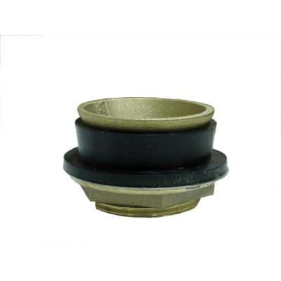 1-1/2 in. Cast Brass Closet Spud for American Standard Toilets