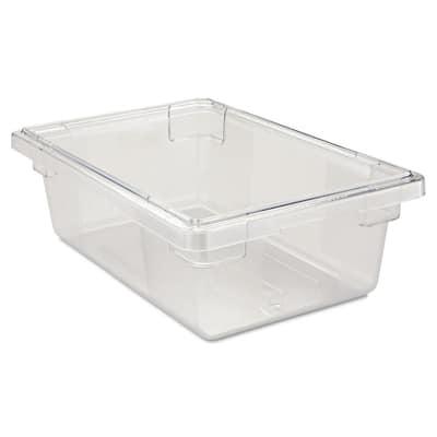3-1/2 gal. Clear Food Storage Box