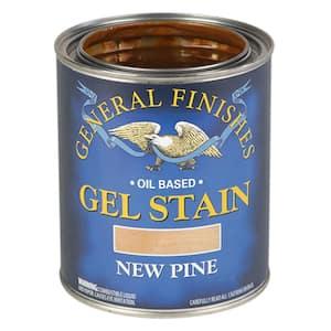 1 qt. New Pine Oil-Based Interior Wood Gel Stain