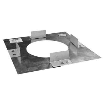 3 in. Dia Gas Vent Fire Stop Spacer