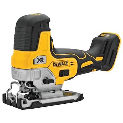 20-Volt MAX XR Cordless Barrel Grip Jigsaw (Tool-Only)