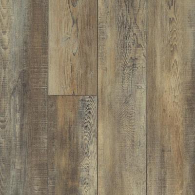 Primavera 7 in. W Ginger Click Lock Luxury Vinyl Plank Flooring (18.91 sq. ft./case)