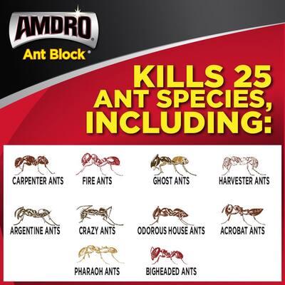 24 oz. Ant Block Home Perimeter Ant Killer Bait