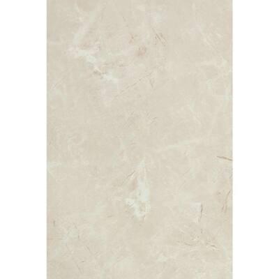 Delray Beige 8 in. x 12 in. Ceramic Wall Tile (16.15 sq. ft. / case)